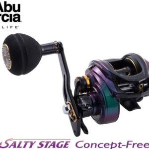 ABU Garcia Salty Stage Concept-Free-LH (left hand)