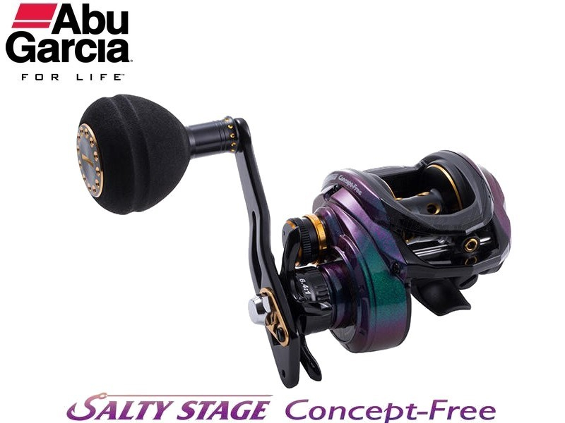 ABU Garcia Salty Stage Concept-Free-RH (right hand)