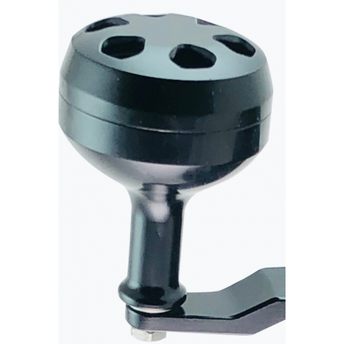 Accurate Large Power Knob