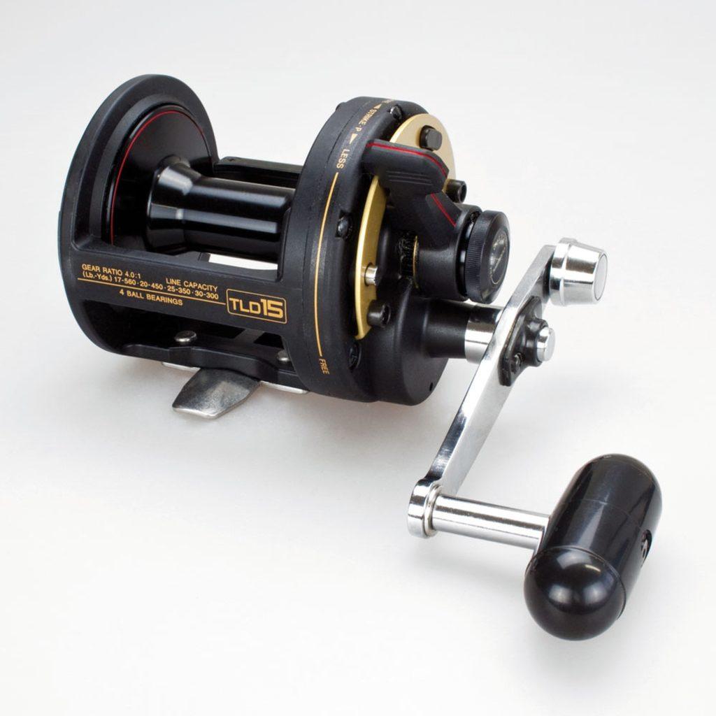 Shimano Multihjul Med Lever Drag