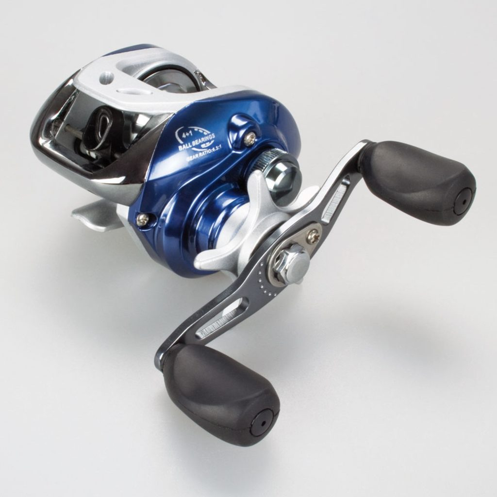 Sirocco 301 LH Venstrehånd Baitcast Multihjul