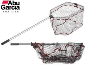 ABU Garcia Folding Landing Net Rubber