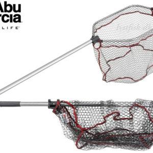 ABU Garcia Folding Landing Net Rubber-L