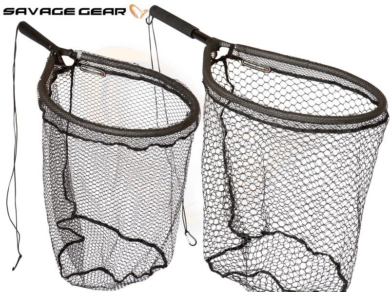 Savage Gear Pro Finezze Rubber Mesh Net