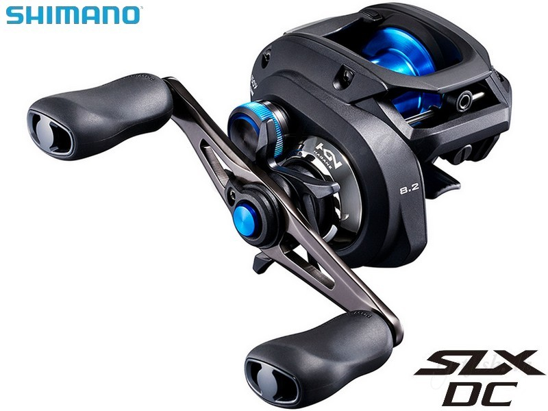 Shimano SLX DC Baitcast